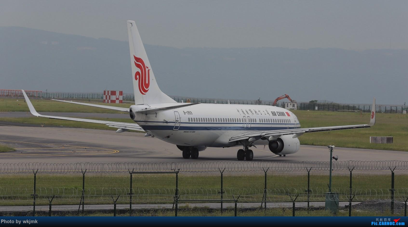 Re:[原创]西宁,成都,重庆三地拍机 BOEING 737-800 B-1959 中国重庆江北国际机场