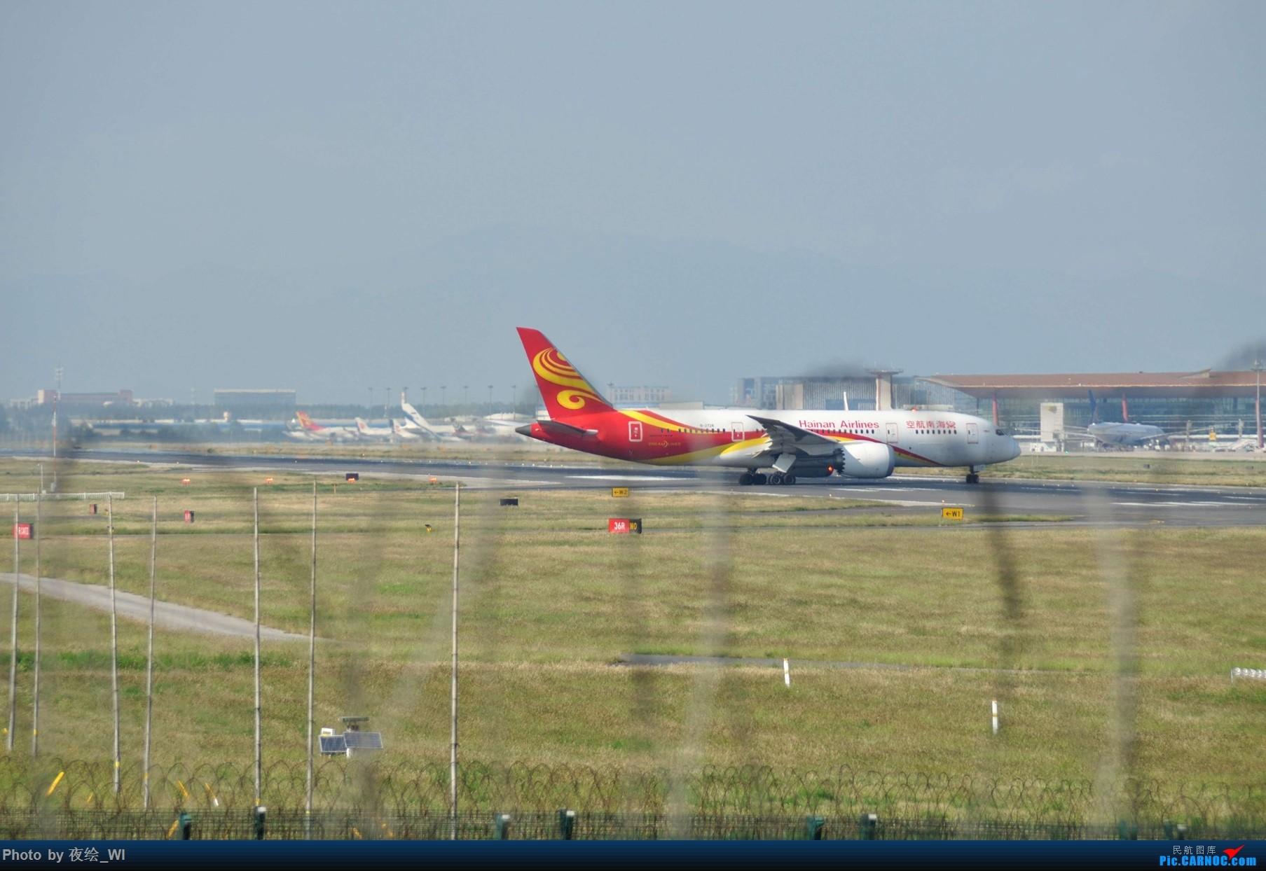 Re:[原创]【PEK】初刷八卦台,拍得飞起! BOEING 787-8 B-2728 中国北京首都国际机场