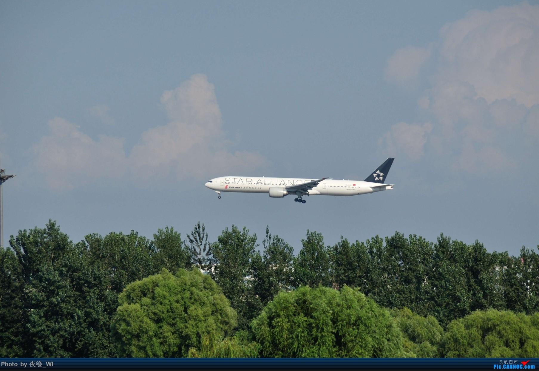Re:[原创]【PEK】初刷八卦台,拍得飞起! BOEING 777-300ER B-2032 中国北京首都国际机场