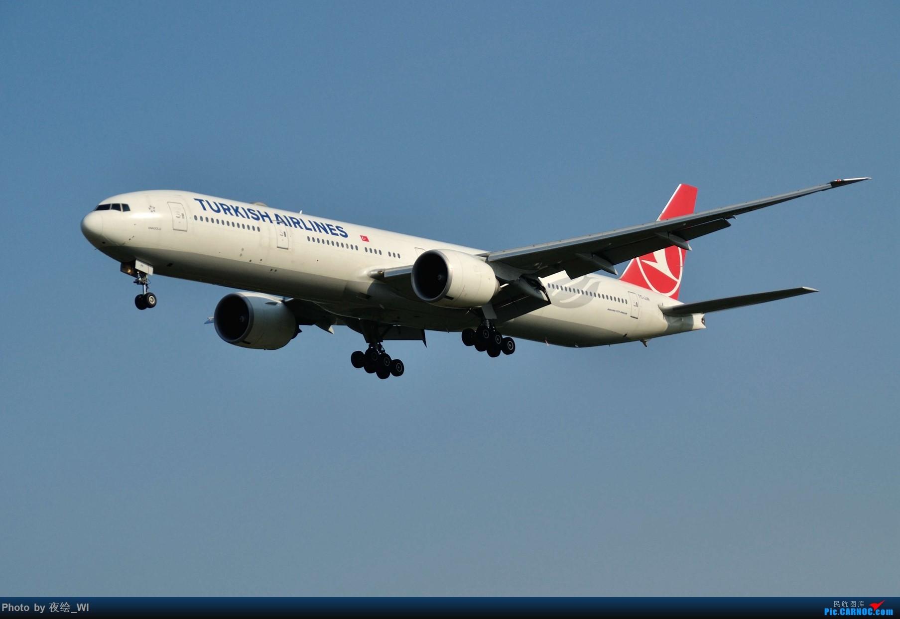 Re:[原创]【PEK】初刷八卦台,拍得飞起! BOEING 777-300ER TC-JJN 中国北京首都国际机场