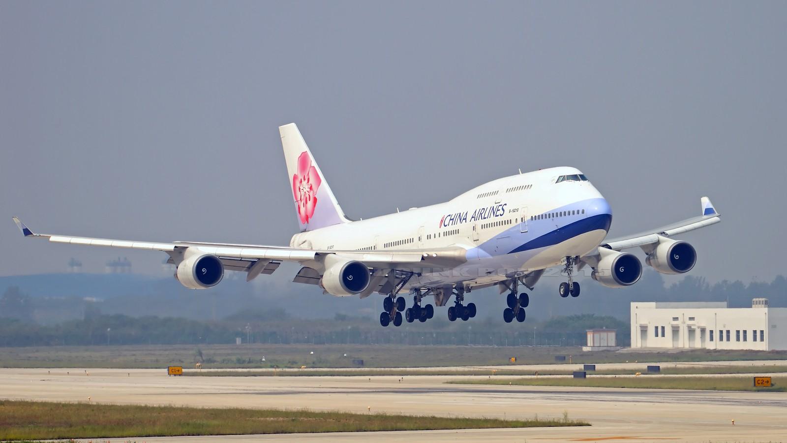 [原创]NKG~周日去的多~这次周六去的~ BOEING 747-400 B-18210 中国南京禄口国际机场