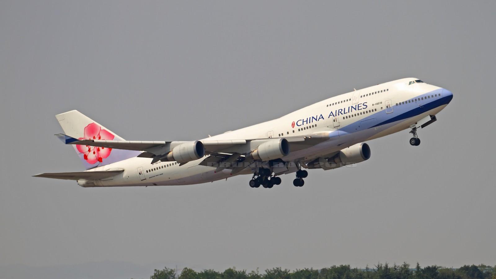 Re:[原创]NKG~周日去的多~这次周六去的~ BOEING 747-400 B-18210 中国南京禄口国际机场
