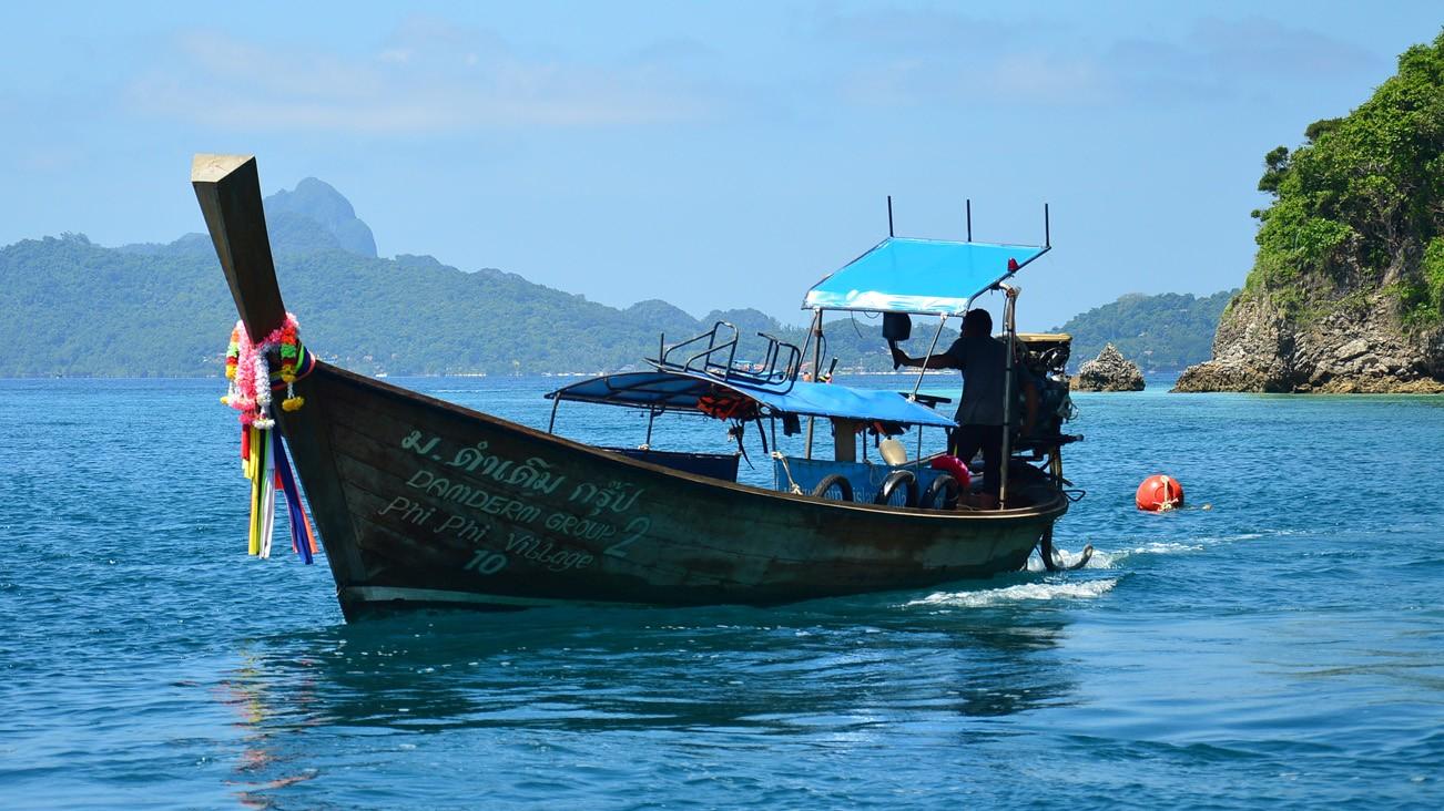 re:普吉岛游记:卡隆海滩;皮皮岛浮潜;骑大象;顺访吉隆坡;全程四星