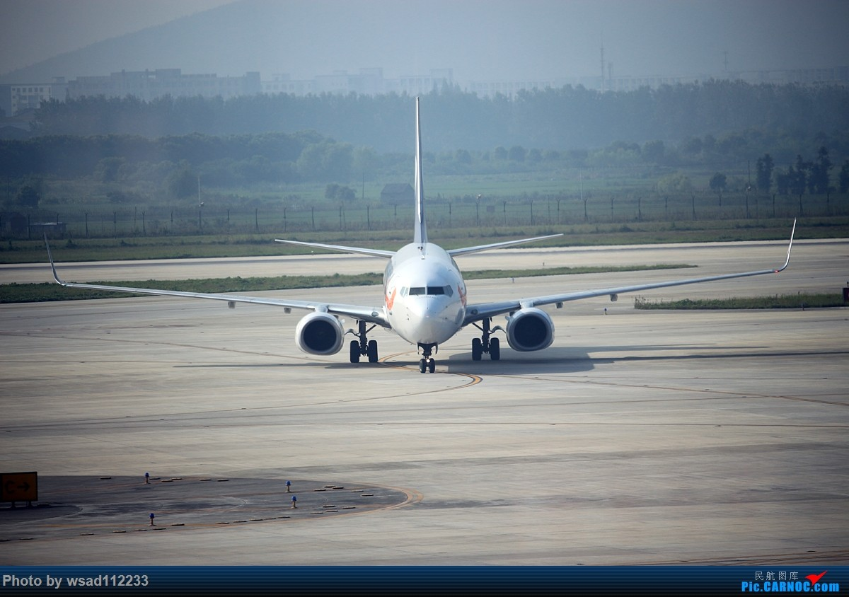 Re:[原创]省内小运转变成了机场拍机【南京-盐城】 BOEING 737-800 B-5627 南京禄口机场