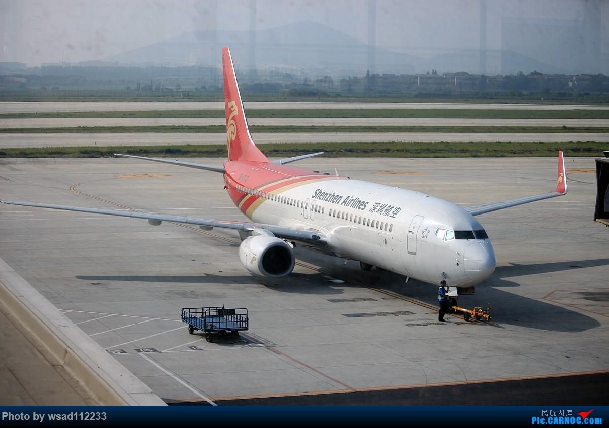 Re:[原创]省内小运转变成了机场拍机【南京-盐城】 BOEING 737-800 B-1712 NKG