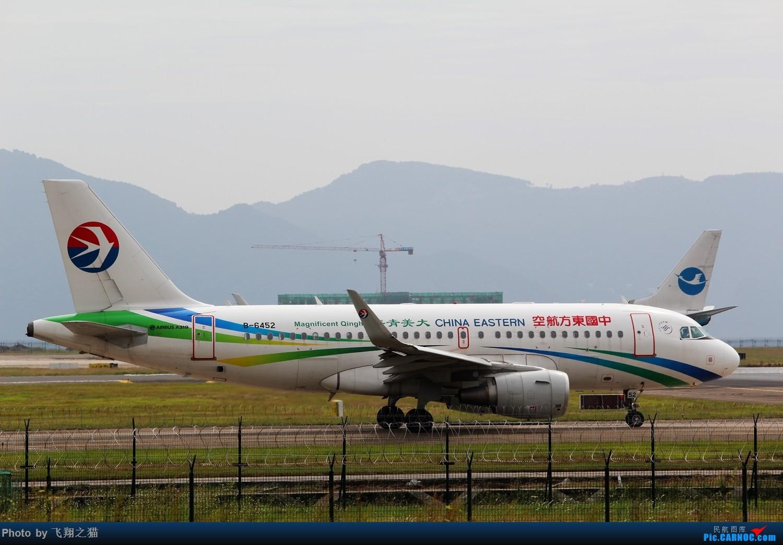 Re:[原创]CKG拍机(国庆拍机) AIRBUS A319 B-6452 重庆江北国际机场