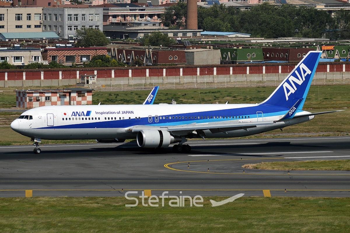 Re:[DLC]岛国宽体包场 BOEING 767-300 JA623A 中国大连国际机场
