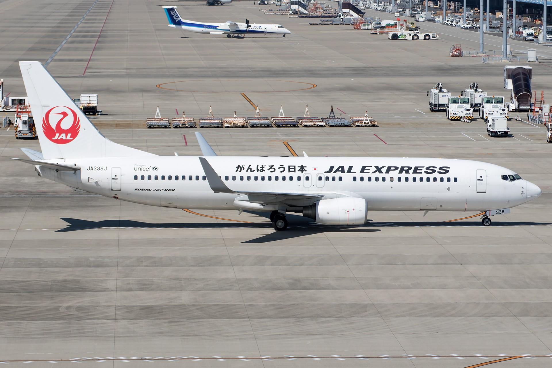Re:[原创]【1920/1800】魅力名古屋,魅力新特里亚。——名古屋拍机组图(1) BOEING 737-800 JA338J 日本名古屋中部/新特丽亚机场
