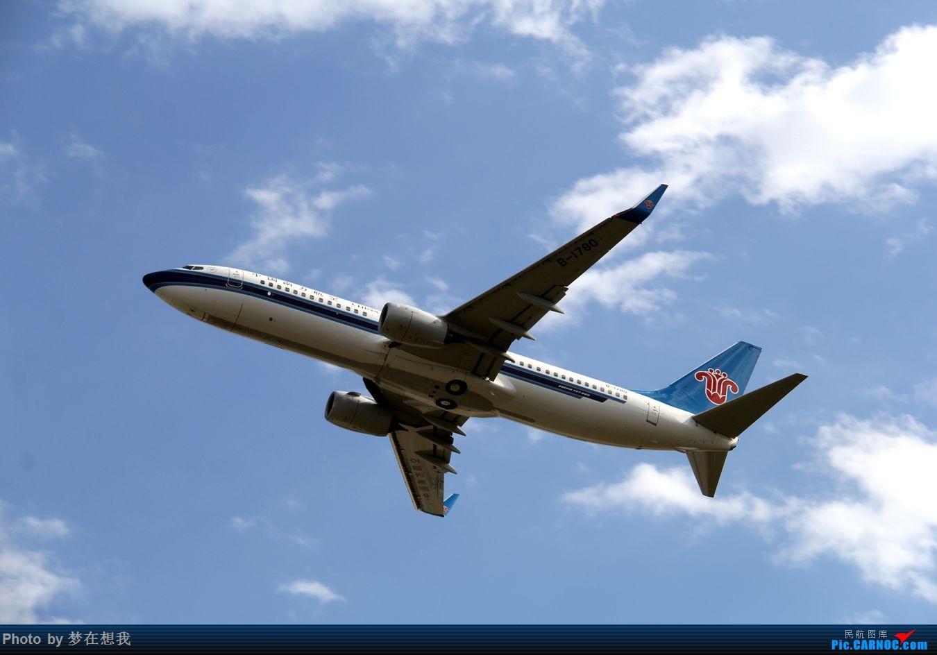 Re:[原创]十月二号高中党坐动车从丹东到沈阳拍机SHE BOEING 737-800 B-1780 中国沈阳桃仙国际机场