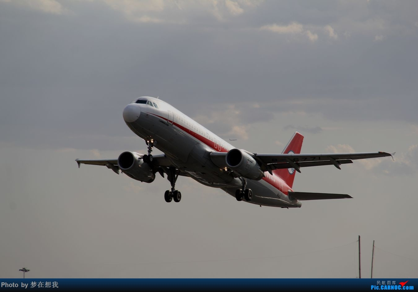 Re:[原创]十月二号高中党坐动车从丹东到沈阳拍机SHE AIRBUS A320-200 B-6771 中国沈阳桃仙国际机场