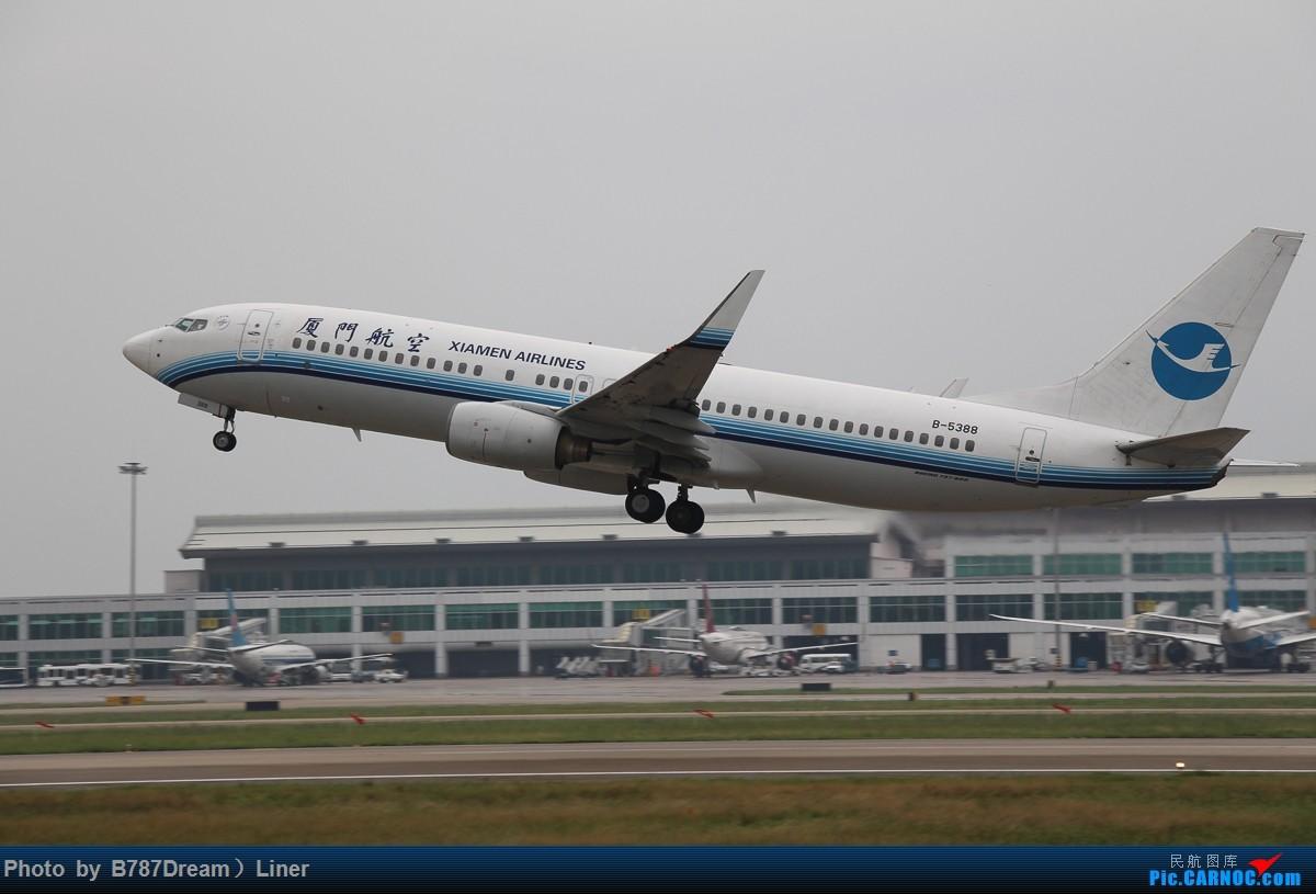 Re:[原创]【福州飞友会】国庆打机第一弹 半烂天也能出好货,东航世博彩绘 BOEING 737-800 B-5388 中国福州长乐国际机场