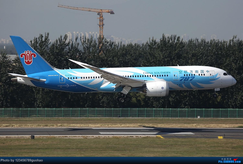 Re:[原创]PEK格林豪泰首发,乱七八糟一堆。 BOEING 787-8 B-2736 北京首都机场
