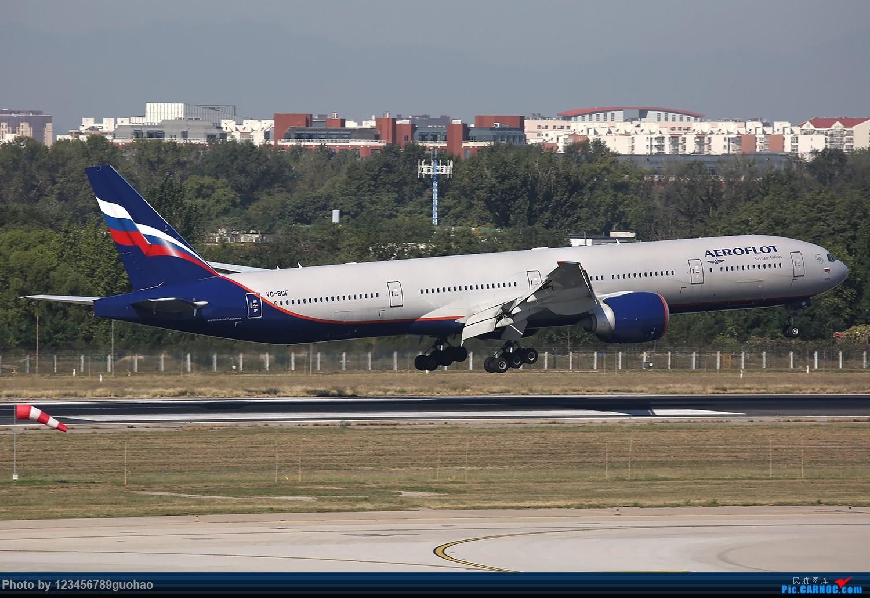 Re:[原创]PEK格林豪泰首发,乱七八糟一堆。 BOEING 777-300ER VQ-BQF 北京首都机场