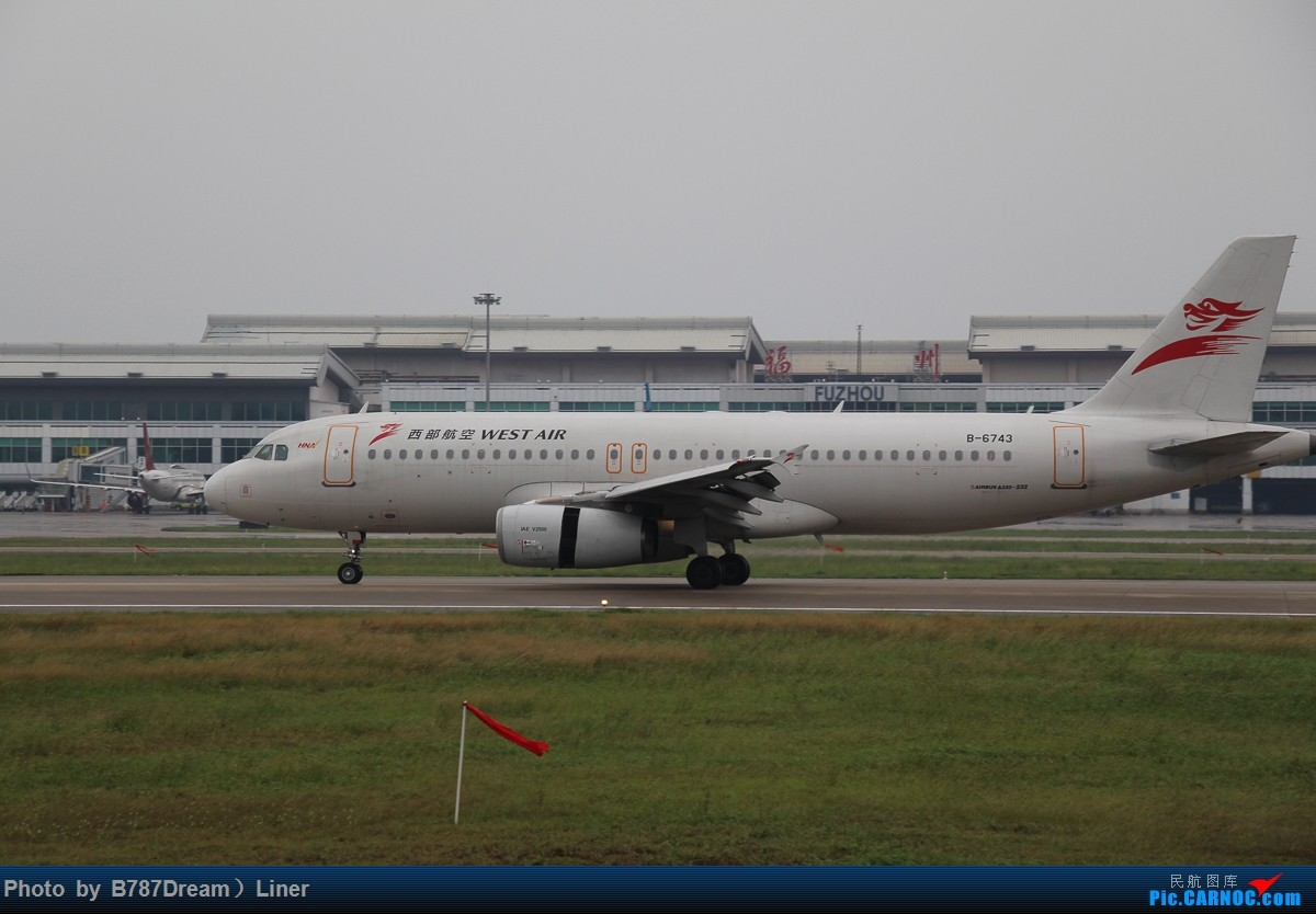 Re:[原创]【福州飞友会】国庆打机第一弹 半烂天也能出好货,东航世博彩绘 AIRBUS A320-200 B-6743 中国福州长乐国际机场