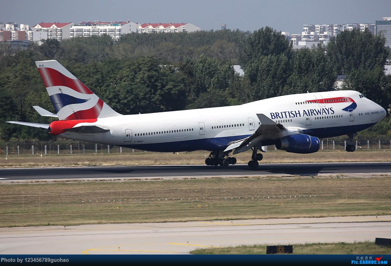 Re:[原创]PEK格林豪泰首发,乱七八糟一堆。 BOEING 747-400 G-BNLN 北京首都机场