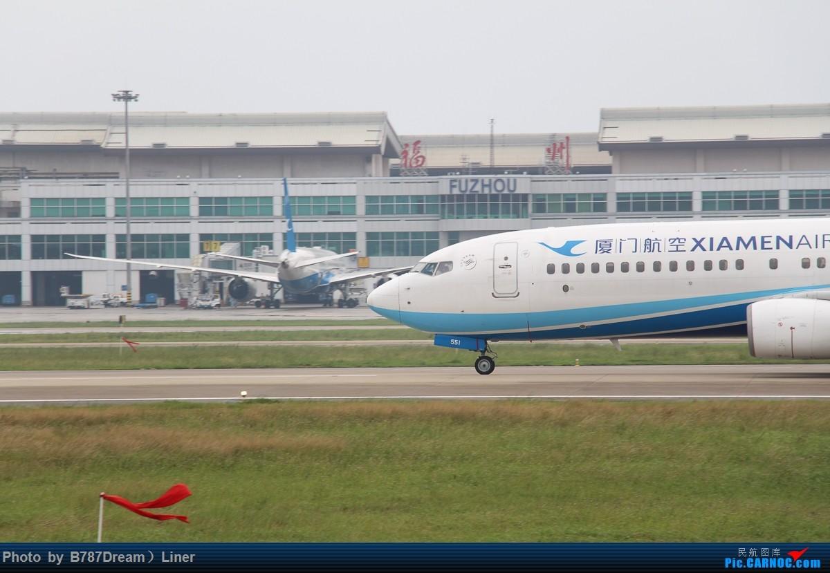Re:[原创]【福州飞友会】国庆打机第一弹 半烂天也能出好货,东航世博彩绘 BOEING 737-800 B-5551 中国福州长乐国际机场