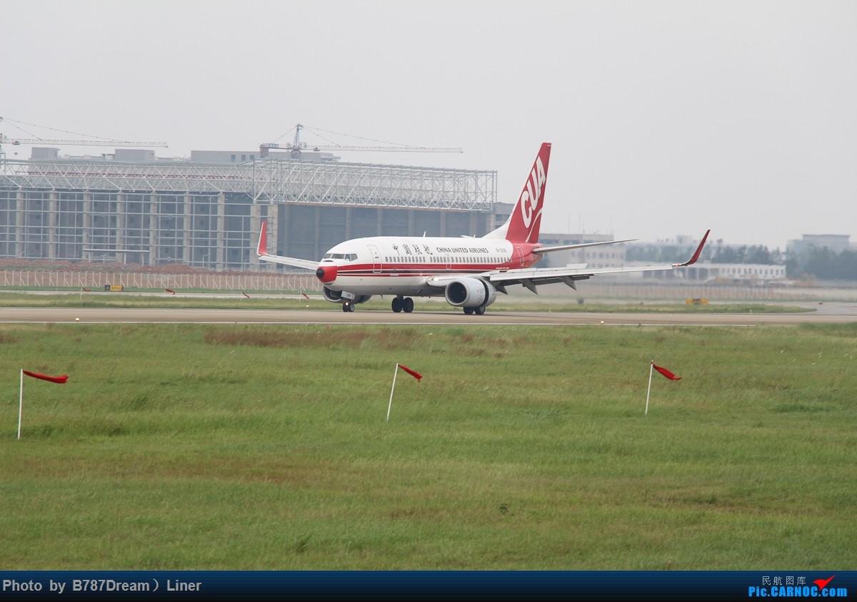 Re:[原创]【福州飞友会】国庆打机第一弹 半烂天也能出好货,东航世博彩绘 BOEING 737-700 B-5208 中国福州长乐国际机场