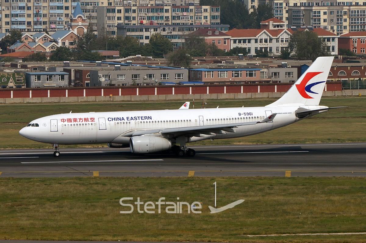 Re:[原创][DLC]大大大烂天来了个好货 AIRBUS A330-200 B-5961 中国大连国际机场