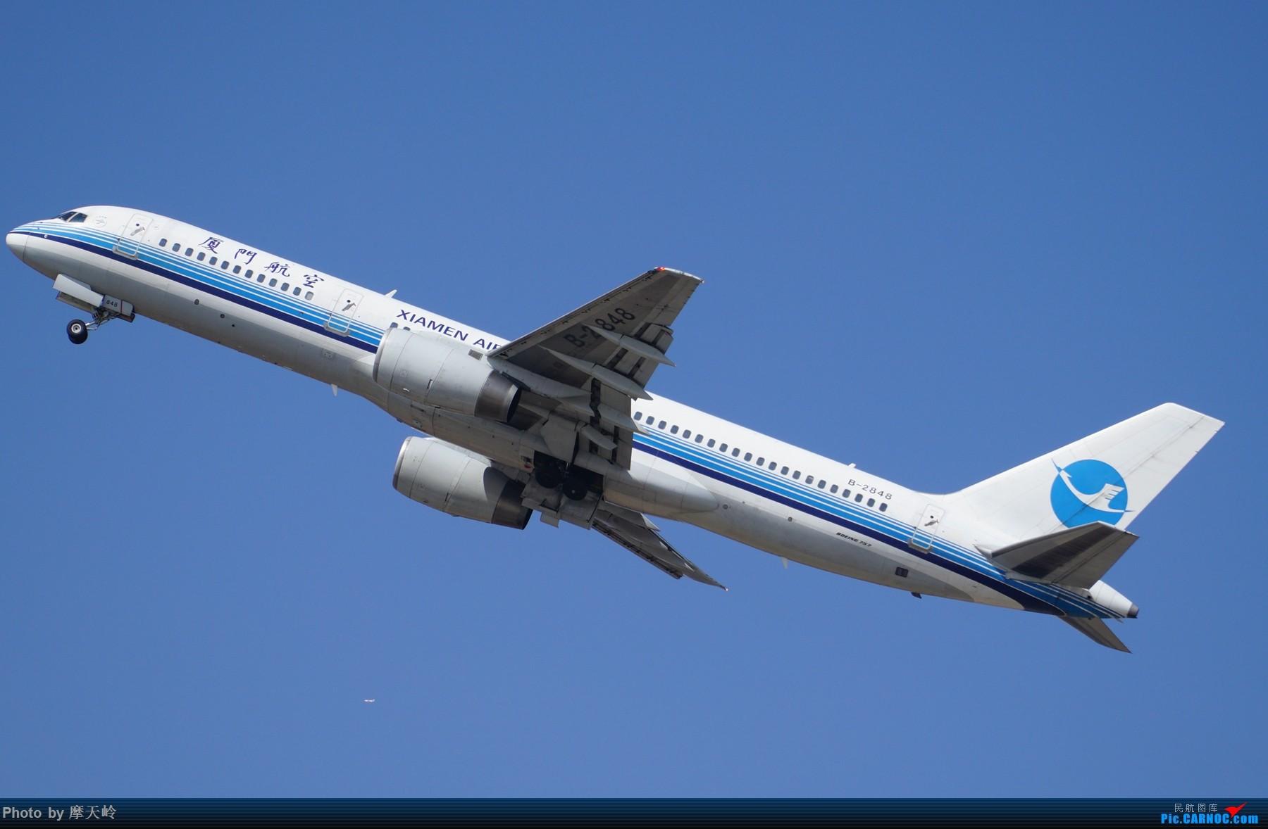 Re:[原创]炒点冷饭,长水杂图! BOEING 757-200 B-2848 中国昆明长水国际机场
