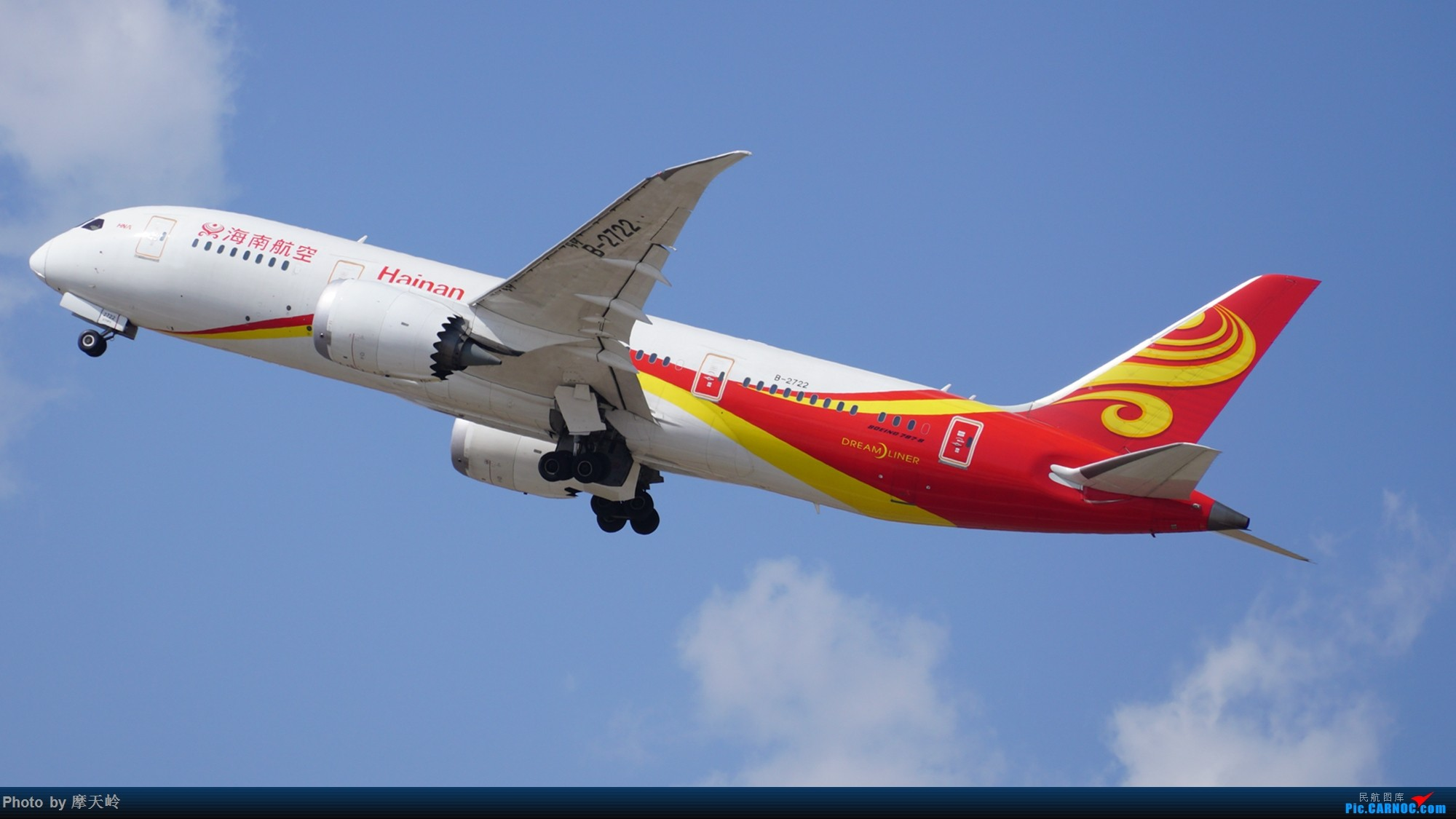 Re:[原创]炒点冷饭,长水杂图! BOEING 787-8 B-2722 中国昆明长水国际机场