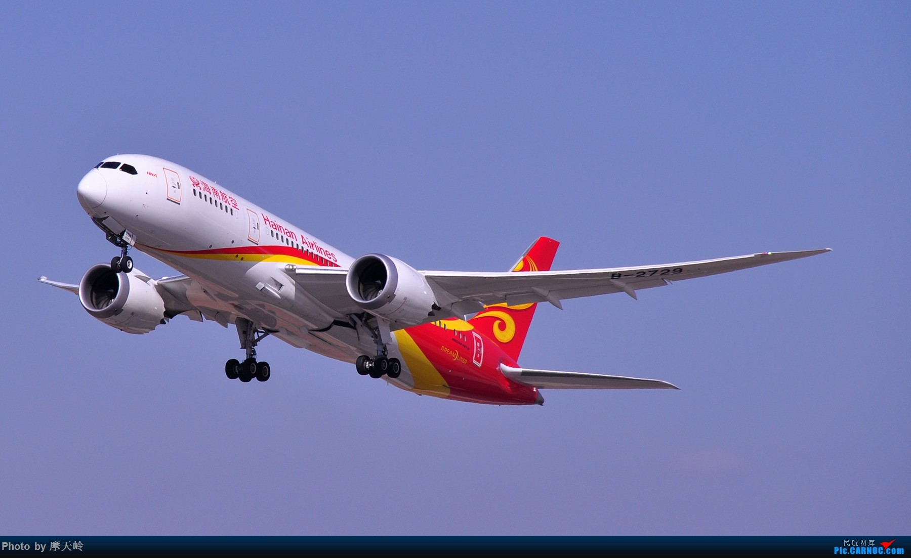 Re:[原创]炒点冷饭,长水杂图! BOEING 787-8 B-2729 中国昆明长水国际机场