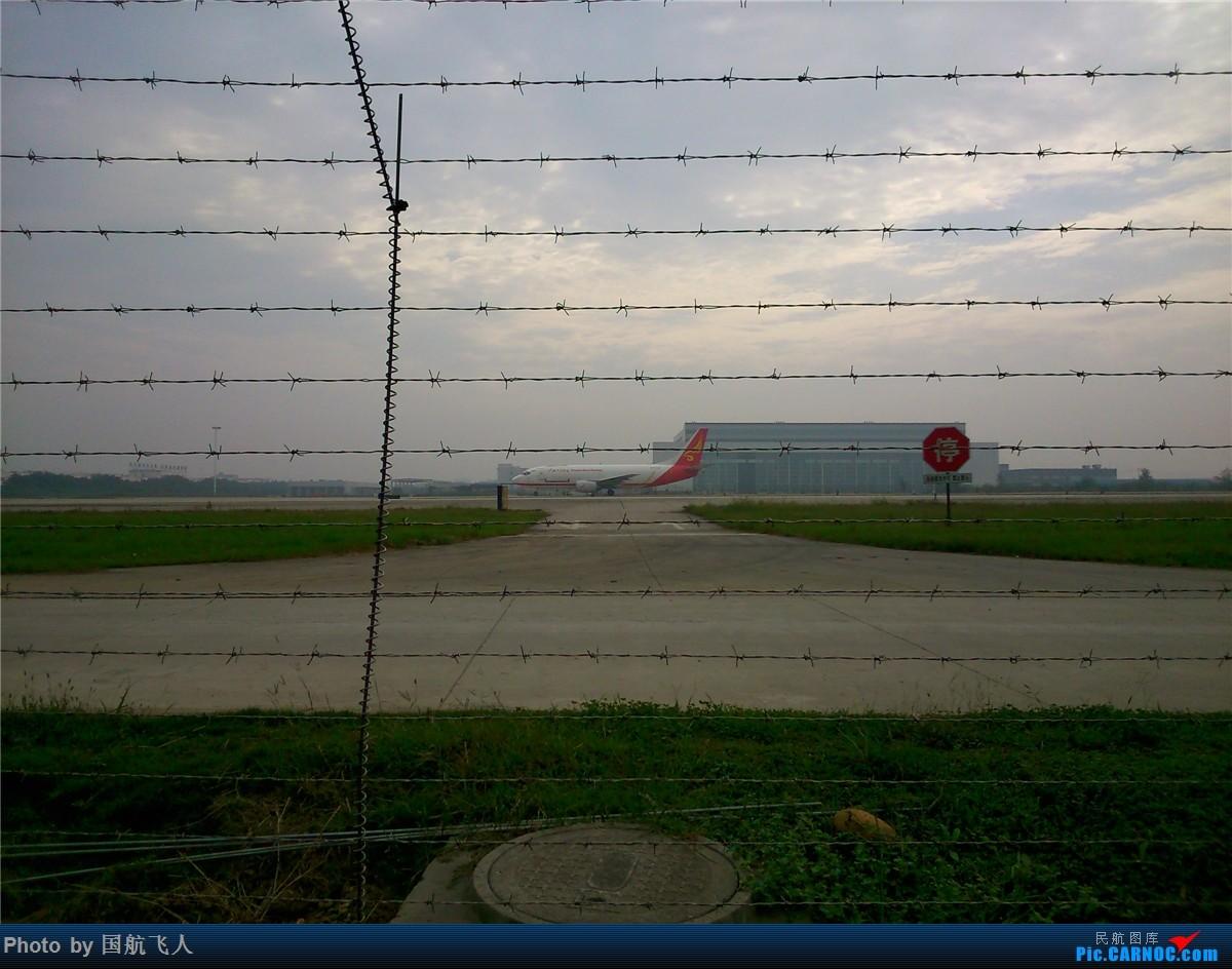 Re:[原创]10月7日CTU拍机[有南航A380】手机拍摄 BOEING 737-300F  中国成都双流国际机场