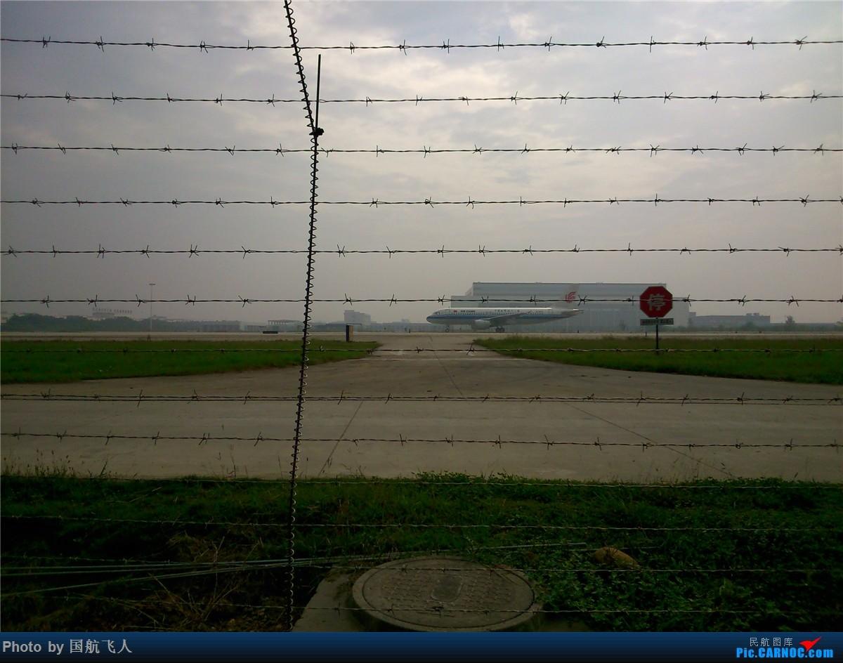Re:[原创]10月7日CTU拍机[有南航A380】手机拍摄 AIRBUS A320-200 B-6610 中国成都双流国际机场