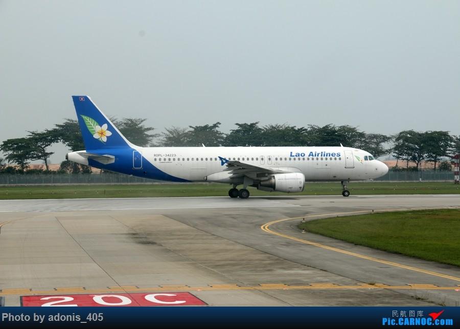 Re:[原创]樟宜机场随拍 A320 RDPL-34223 新加坡樟宜机场