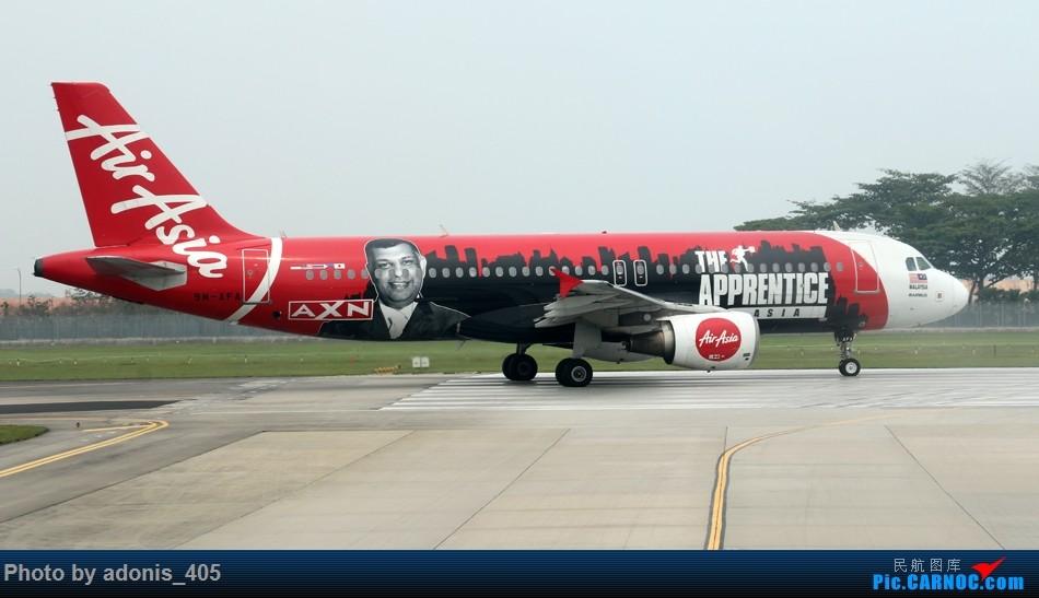 Re:[原创]樟宜机场随拍 A320 9M-AFA 新加坡樟宜机场