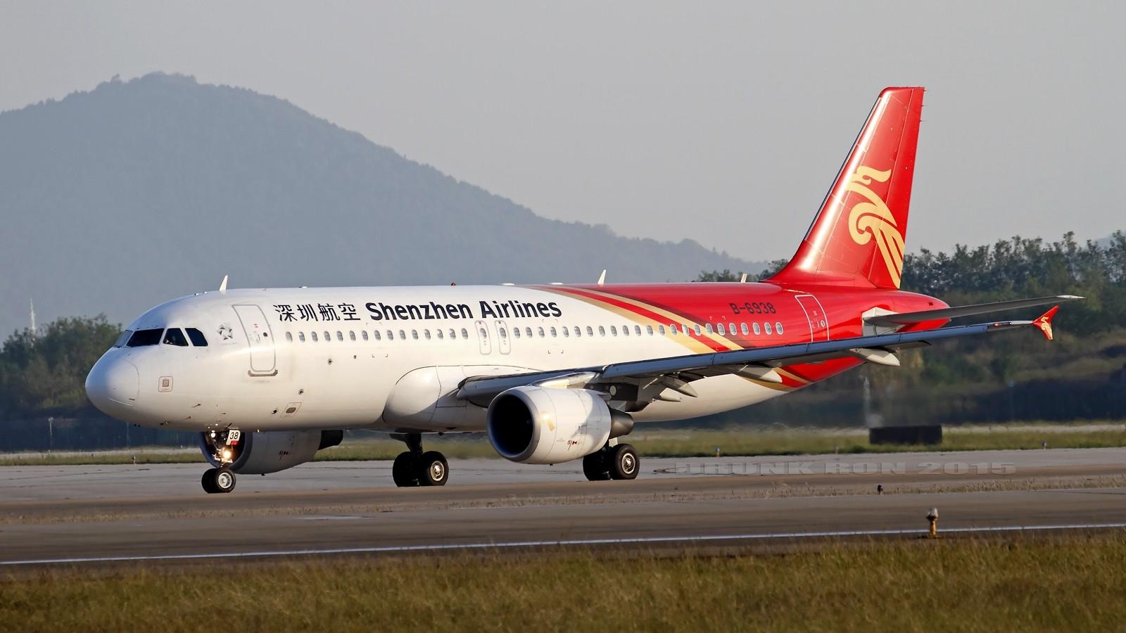 Re:[原创]NKG~好天气的NKG招牌角度 AIRBUS A320-200 B-6938 中国南京禄口国际机场