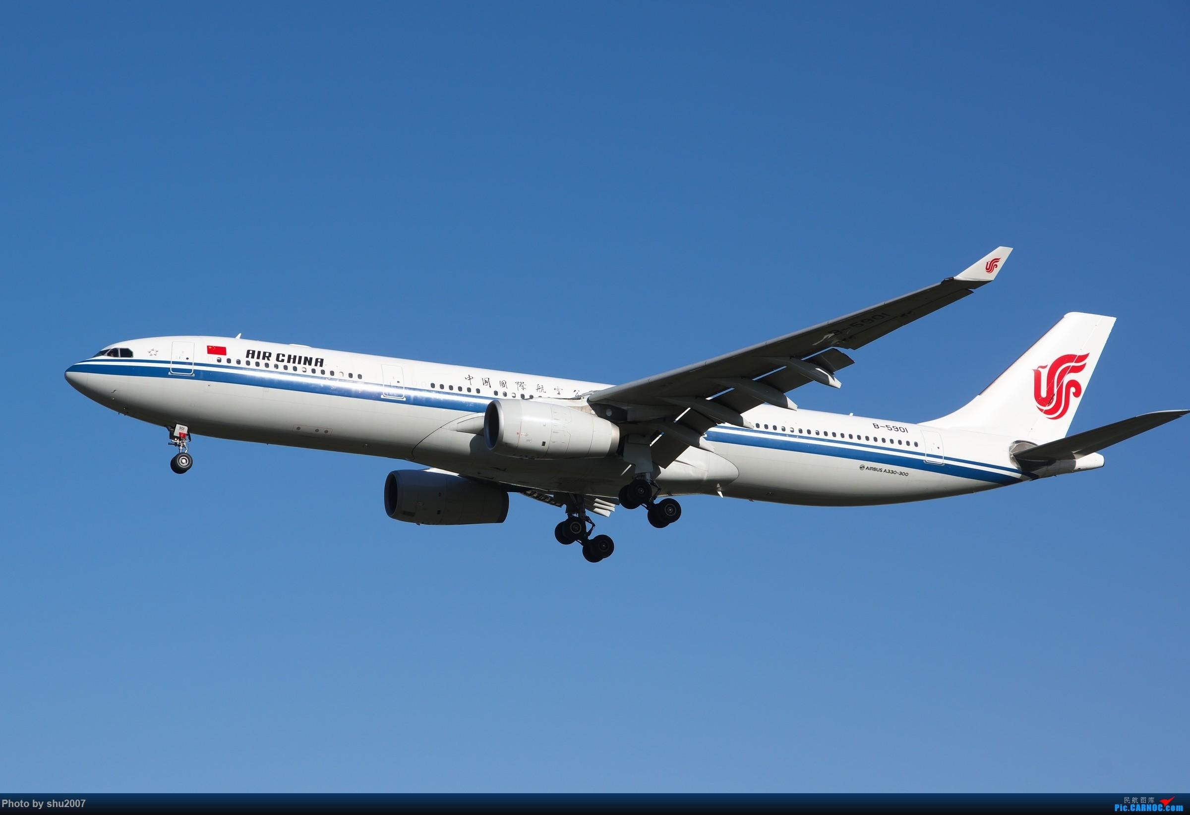 Re:[原创]雾霾过后难得的好天气 AIRBUS A330-300 B-5901 中国北京首都国际机场