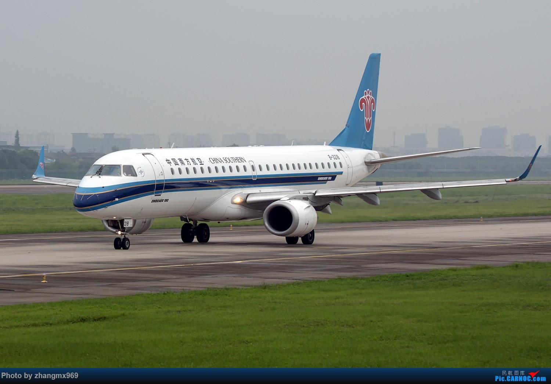 Re:[原创]烂天没好货,宁波栎社随拍 EMBRAER E-190 B-3218 中国宁波栎社国际机场