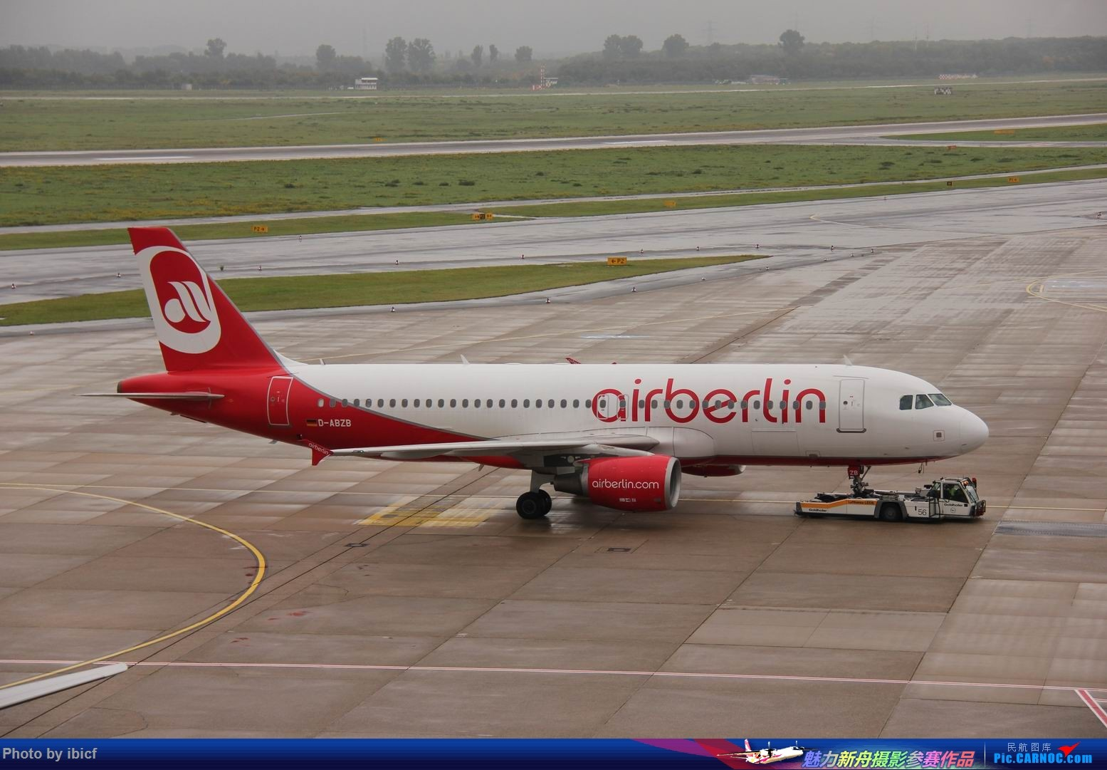 Re:[原创]国庆杜塞拍机 AIRBUS A320-200 D-ABZB DUS
