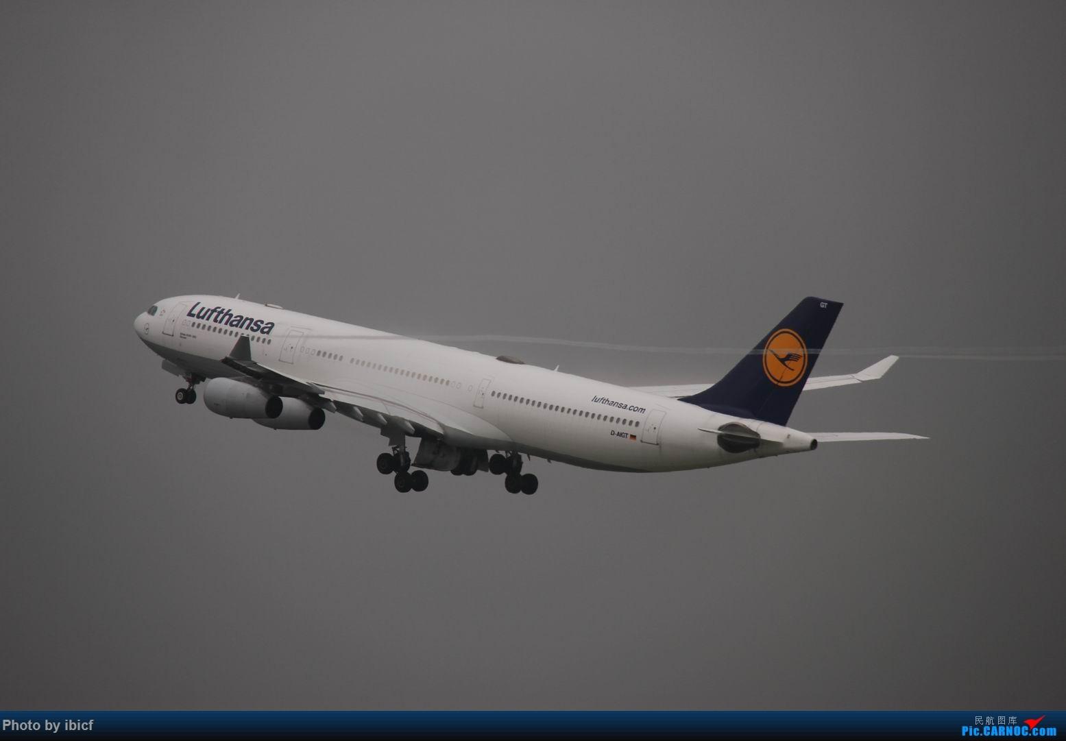 Re:[原创]国庆杜塞拍机 AIRBUS A340-300 D-AIGT DUS