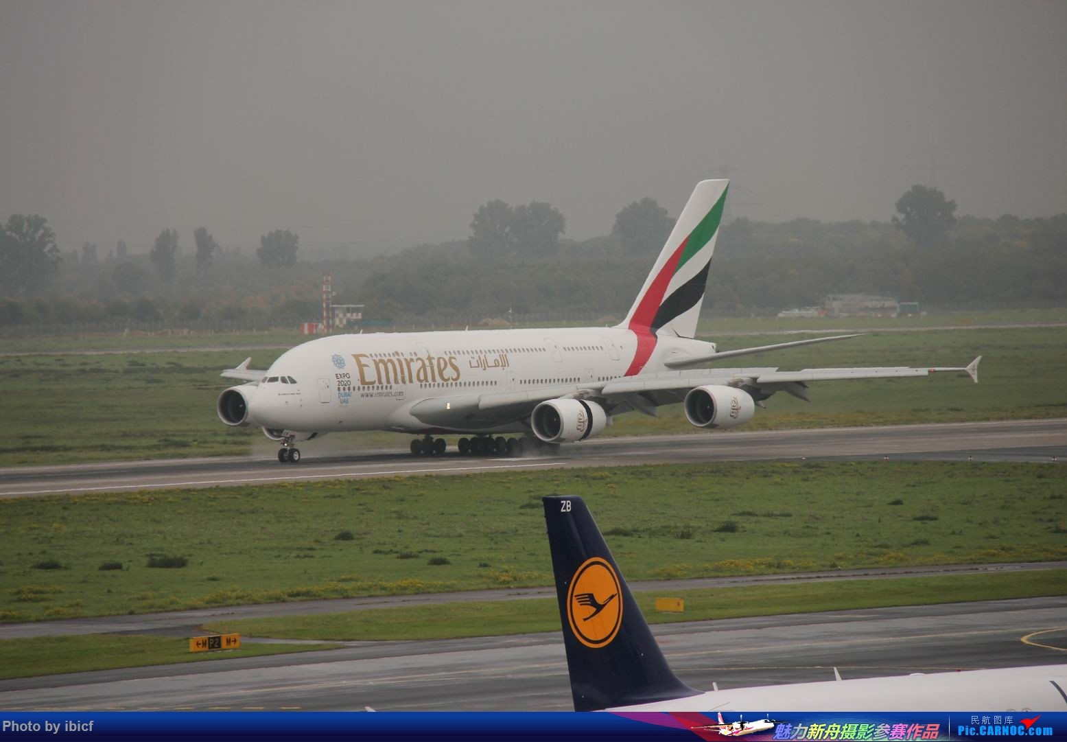 Re:[原创]国庆杜塞拍机 AIRBUS A380-800 A6-EEW DUS