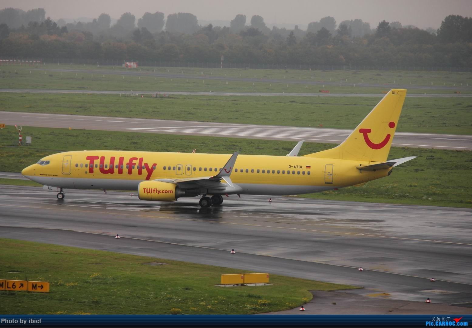 Re:[原创]国庆杜塞拍机 BOEING 737-800 D-ATUL DUS