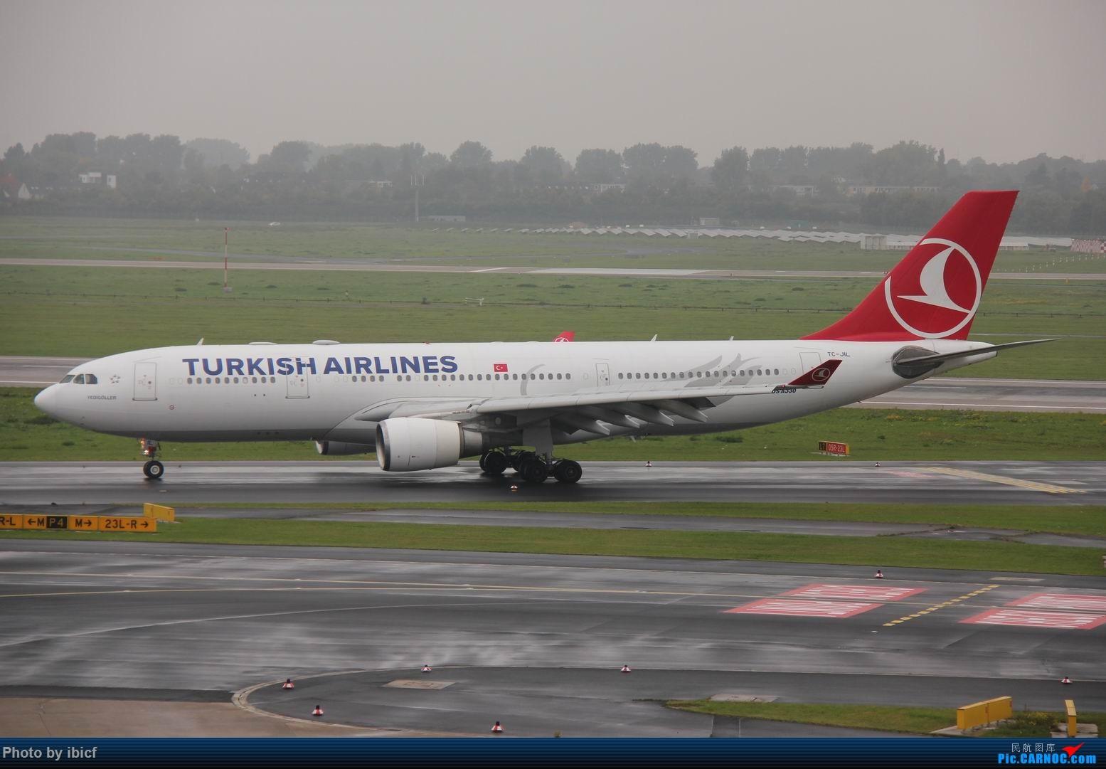 Re:[原创]国庆杜塞拍机 AIRBUS A330-200 TC-JIL DUS