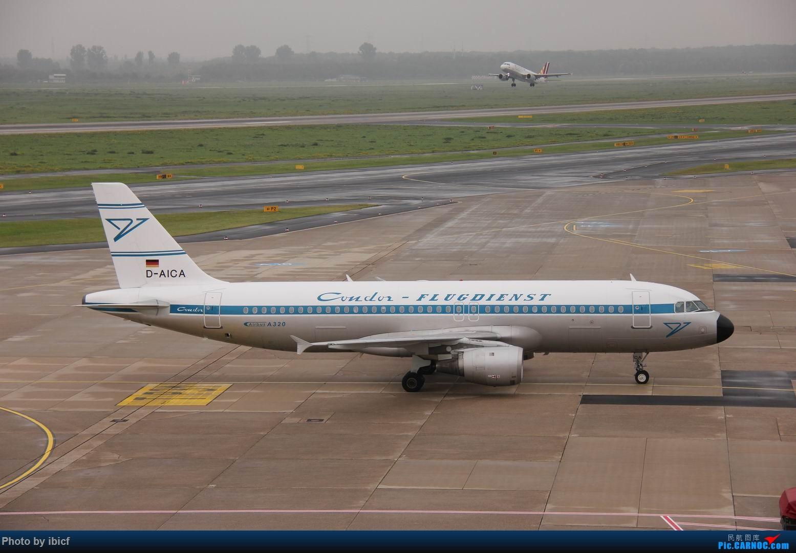 Re:[原创]国庆杜塞拍机 AIRBUS A320-200 D-AICA DUS