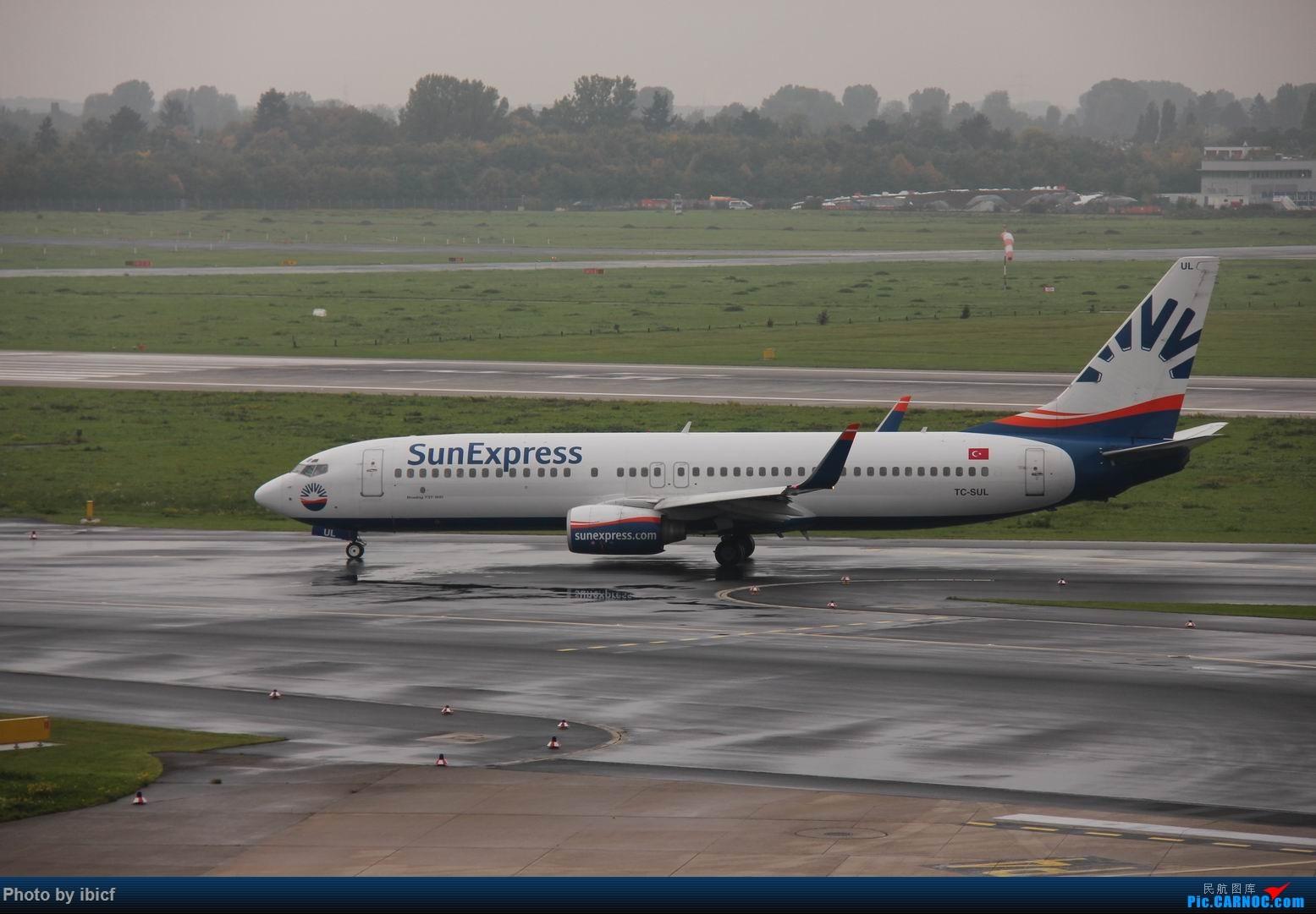 Re:[原创]国庆杜塞拍机 BOEING 737-800 TC-SUL DUS
