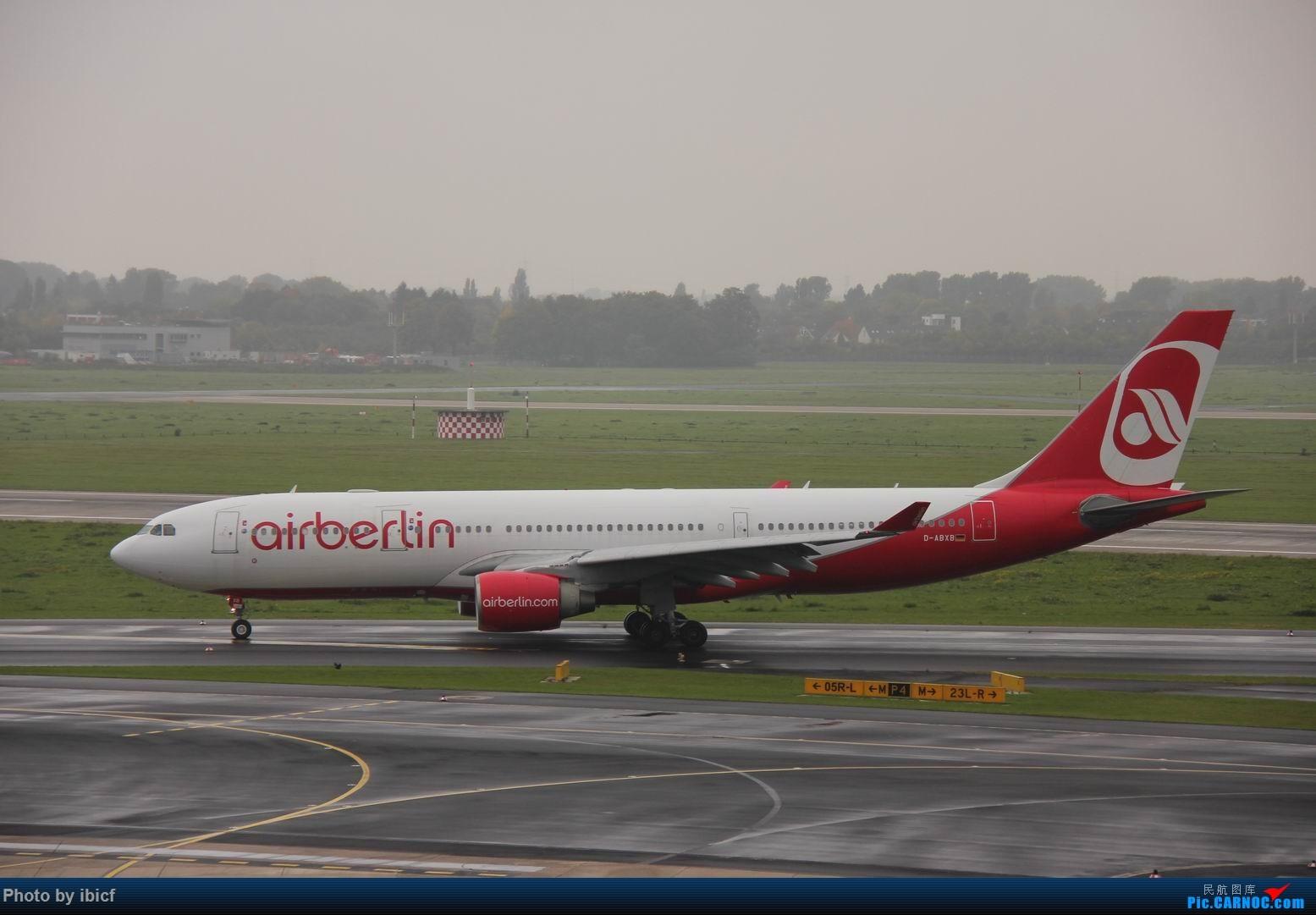 Re:[原创]国庆杜塞拍机 AIRBUS A330-200 D-ABXB DUS