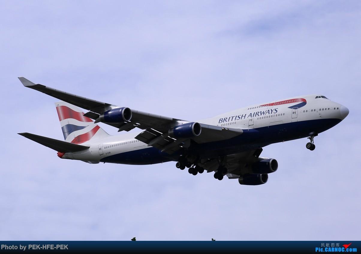 Re:[原创][AutumnKwok]很久没发图了,昨天在PEK垃圾站一组,好天气。 BOEING 747-400 C-CIVB pek