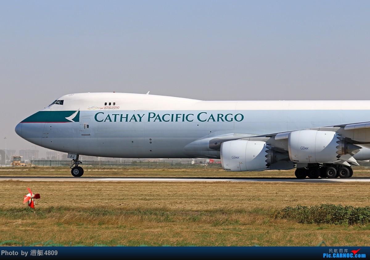 Re:[原创][郑州飞友会]10.11拍机活动 BOEING 747-8I B-LJJ 中国郑州新郑国际机场