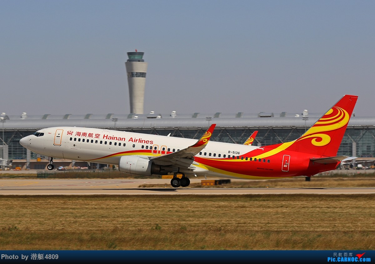 Re:[原创][郑州飞友会]10.11拍机活动 BOEING 737-800 B-5136 中国郑州新郑国际机场