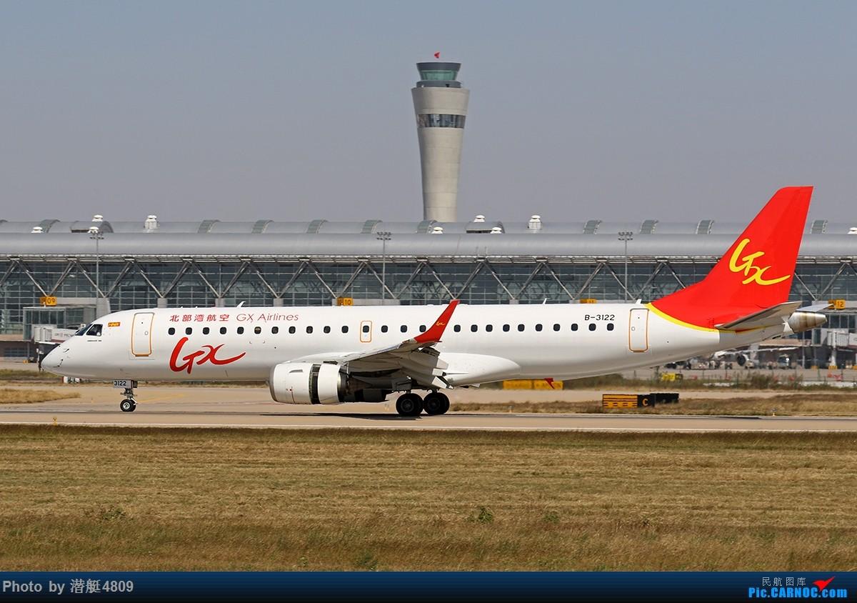 Re:[原创][郑州飞友会]10.11拍机活动 ERJ-190 B-3122 新郑国际机场