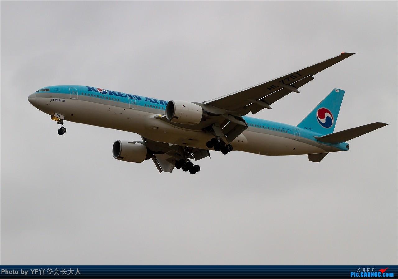 Re:[原创]【ZYTX】秋日的风云变幻 BOEING 777-200ER HL7751 中国沈阳桃仙国际机场
