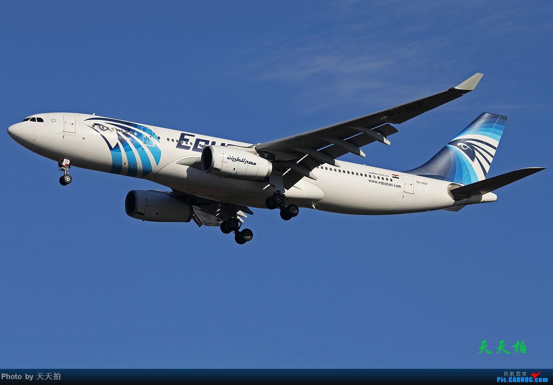 Re:[原创]北京首都国际机场拍机的地方很多飞友们一定要珍惜 AIRBUS A330-200 SU-GCF 中国北京首都国际机场