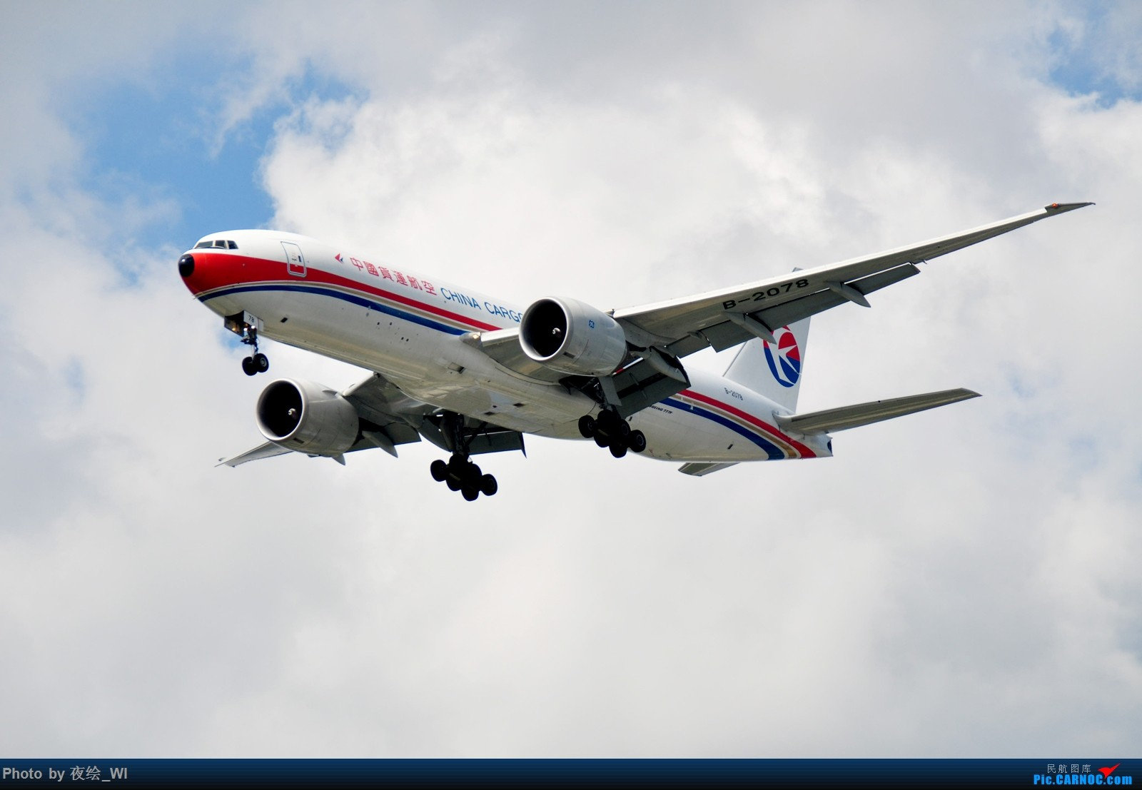Re:[原创]【PVG】不只守着NKG,国庆疯狂拍机之浦东行,天空美得简直不像话! BOEING 777-200 B-2078 中国上海浦东国际机场