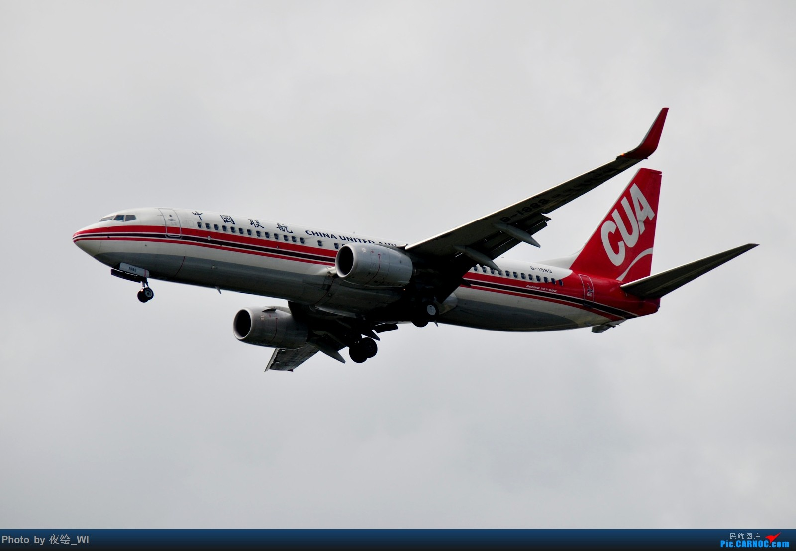 Re:[原创]【PVG】不只守着NKG,国庆疯狂拍机之浦东行,天空美得简直不像话! BOEING 737-800 B-1989 中国上海浦东国际机场