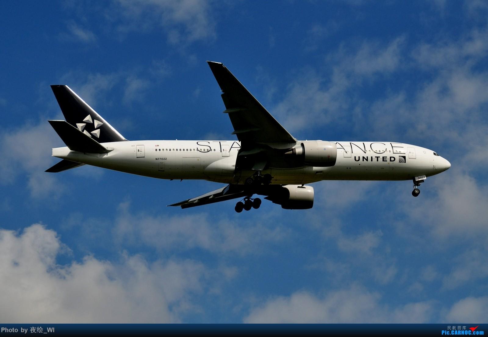 Re:[原创]【PVG】不只守着NKG,国庆疯狂拍机之浦东行,天空美得简直不像话! BOEING 777-200ER N77022 中国上海浦东国际机场