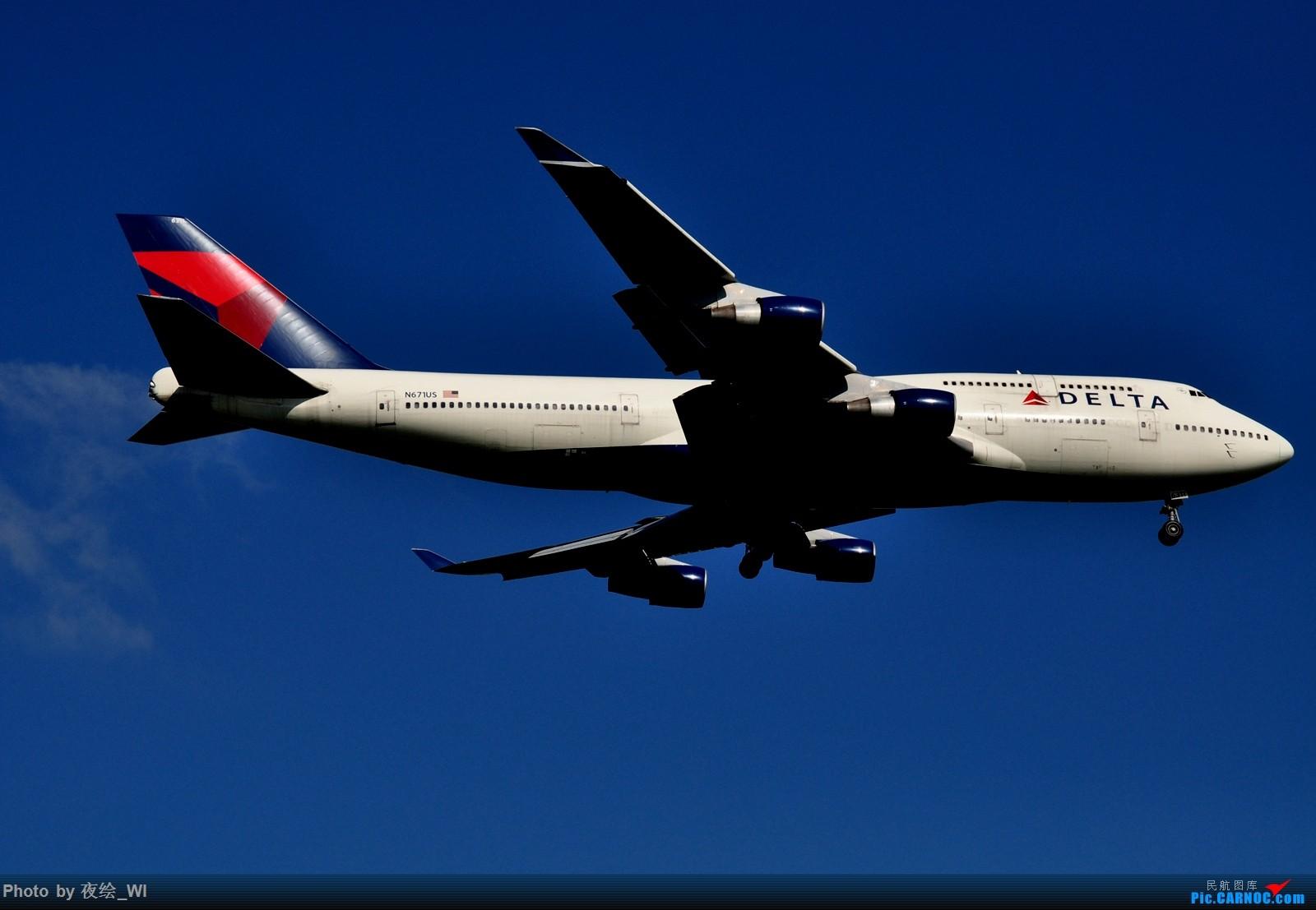 Re:[原创]【PVG】不只守着NKG,国庆疯狂拍机之浦东行,天空美得简直不像话! BOEING 747-400 N671US 中国上海浦东国际机场